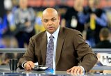 """Ch.Barkley atsargiai žiūri į L.Dončičių: """"Nepasitikiu Europos turnyrais"""""""