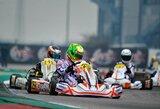 Lietuvos kartingo desantas sezoną pradeda lenktynėse Italijoje