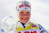 K.Makarainen aplenkė T.Berger ir iškovojo pasaulio biatlono taurę