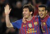 """L.Messi: """"Dar nepasiekiau savo karjeros viršūnės"""""""