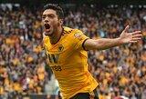 """Į aukščiausią Anglijos lygą sugrįžę """"Wolverhampton"""" iškovojo antrą pergalę iš eilės"""