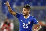 """""""Napoli"""" pratęsė sutartį su vienu didžiausiu Italijos talentu"""