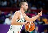 """M.Kalnietis: """"Esu laimingas, kad vėl galiu žaisti krepšinį"""""""