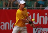 """R.Berankis prestižiniam turnyrui panaudos """"apsaugotą"""" reitingą, R.Federeris dėl dalyvavimo abejoja"""