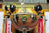 Ištraukti LFF taurės aštuntfinalio etapo burtai