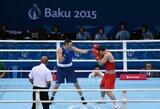 Boksininkas T.Tamašauskas pralaimėjo jau pirmąją Europos žaidynių kovą (komentarai)
