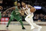 """""""Cavaliers"""" ribos D.Rose'o žaidimo laiką"""