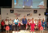 Lietuvos štangos spaudimo čempionate I.Vinkšnaitė pagerino iš karto trijų amžiaus grupių rekordus