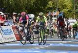 G.Bagdonas antrajame dviračių lenktynių Australijoje etape buvo tarp autsaiderių