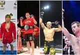 Paskelbti visi K.Sakurabos turnyro dalyviai ir pusfinalio poros: sambo svajonių komandoje – vien lietuviai