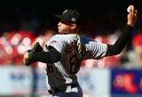 D.Neverauskas sugrįžta į MLB