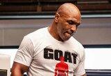 Dėl labdaros M.Tysonas pasiruošęs kovoti su T.Fury, A.Joshua ar D.Wilderiu