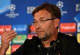 """J.Kloppas pažėrė kritikos UEFA dėl sudaryto Čempionų ir Tautų lygų tvarkaraščio: """"Sakiau, kad tai nėra gera idėja"""""""