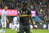 """""""Everton"""" pasiekė susitarimą dėl """"Juventus"""" puolėjo M.Keano"""