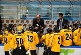 Paaiškėjo visi Lietuvos ledo ritulio rinktinės varžovai olimpinėje atrankoje