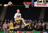 """Moksleivių krepšinio lygos """"Žvaigždžių diena"""" – vasario 21 d. Kaune"""