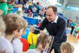 """Sveikatos apsaugos ministras A.Veryga mėgo """"Drasūs, stiprūs vikrūs"""", jo vaikai renkasi kitokį sportą"""