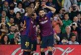 Ispanijos pirmenybėse – šeštą sezoną iš eilės pagerintas stadionų lankomumo rekordas