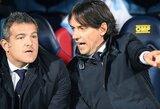 """S.Inzaghi: """"Dėl vaizdo pakartojimų """"Lazio"""" prarado 7 taškus"""""""