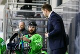 """Rungtynių pabaigoje išsigelbėjęs """"Kaunas Hockey"""" pratęsime įveikė """"Energiją-GV"""""""