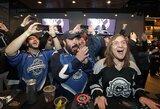NHL plečiasi: už milžinišką sumą į lygą priimta 32-oji komanda