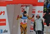 Antro pasaulio biatlono taurės etapo apžvalga: trys lietuviai – per vieną netaiklų šūvį nuo persekiojimo