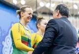 S.Krupeckaitės auksas pakėlė Lietuvą aukštyn medalių įskaitoje, Rusijos persvara – didžiulė