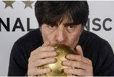 Eros pabaiga: J.Lowas paliks Vokietijos futbolo rinktinės trenerio postą