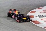 Singapūro GP lenktynes laimėjo S.Vettelis