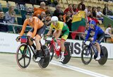 Pasaulio dviračių treko čempionate – skirtingos lietuvių nuotaikos