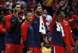 """""""Pelicans"""" per pagrindinį laiką pelnė 149 taškus"""
