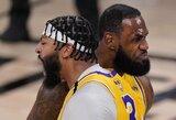 """NBA legenda išsirinko finalų MVP, jeigu laimės """"Lakers"""" komanda"""
