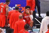 """Rockets"" neapibrėžtam laikotarpiui prarado Ch.Woodą"