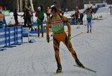 Europos biatlono čempionate T.Kaukėnas finišavo dešimtas, K.Dombrovskis – septynioliktas