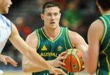 Australijos krepšininkai sutriuškino suomius