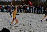 NCAA lengvosios atletikos varžybose – lietuvių startai