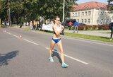 Lietuvos čempione tapusi B.Virbalytė nusitaikė į olimpinį normatyvą