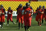 Europos amerikietiško futbolo superlygoje – lenkų pamokos lietuviams