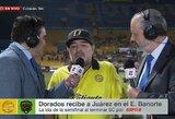 """Rizikos grupėje esantis D.Maradona: """"Kai kurie klubai metų metus elgėsi su žaidėjais kaip su vergais"""""""