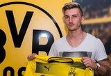 """Oficialu: """"Borussia"""" ir """"Hannover"""" klubai pranešė apie ketvirtuosius naujokus"""