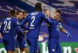 """Buvęs """"Porto"""" žaidėjas: """"Chelsea"""" švenčia ir galvoja, kad jie jau pusfinalyje"""""""