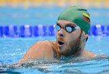 30-metis V.Janušaitis - 13-as stipriausias plaukikas pasaulyje!