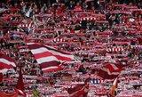 """UEFA ištirs įvyki rungtynėse tarp """"Anderlecht"""" ir """"Bayern"""" klubų Čempionų lygoje"""