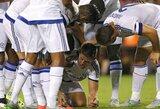 """Draugiškame mače """"Chelsea"""" po 11 metrų baudinių serijos įveikė """"Barcelona"""" klubą"""