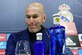 """Penki treneriai, kurie gali pakeisti """"Real"""" palikusį Z.Zidane'ą"""