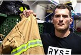 """S.Miočičius po akies operacijos sugrįžti į UFC neskubės: """"Dabar aš kovoju su koronavirusu"""""""