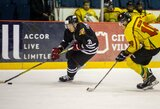 """""""Hockey Punks"""" pusfinalio starte įveikė rimtą iššūkį metusius varžovus"""