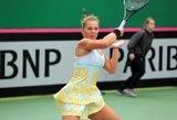 A.Paražinskaitė pergale pradėjo A kategorijos jaunių turnyrą Italijoje