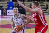 A.Velička padavė paraišką NBA naujokų biržai