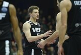 Latvijos talentas padavė paraišką NBA naujokų biržai